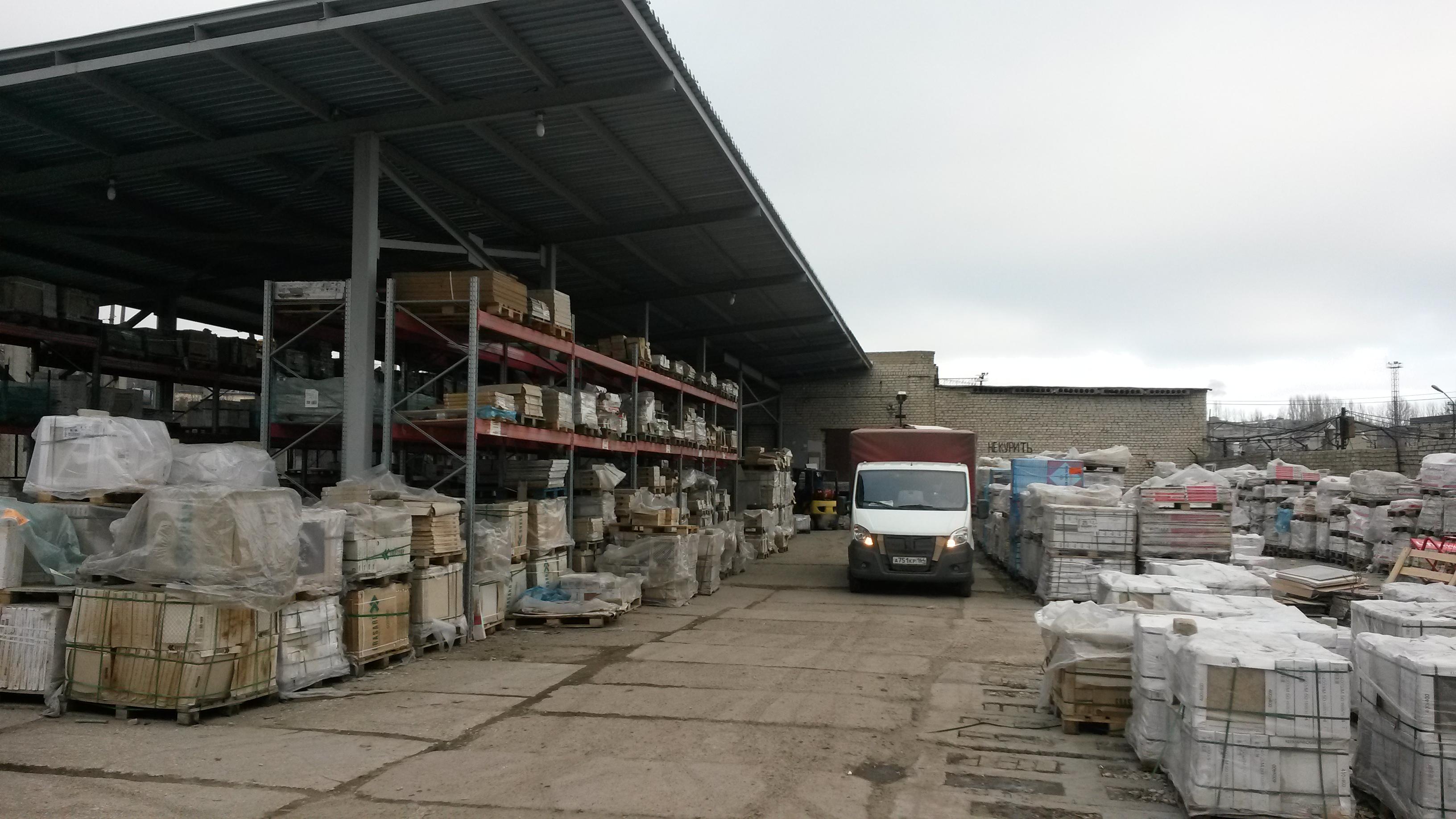 Оптовая торговля различными товарами  Оптовая база ОРЭХТ